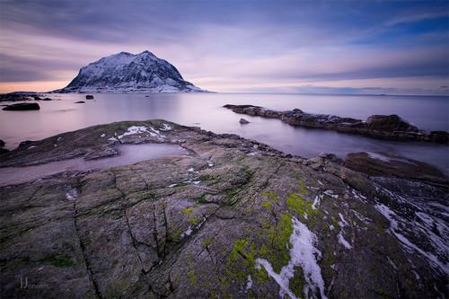 Landscape from Helgeland